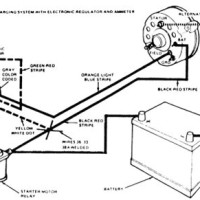 1985 Ford Ranger Alternator Wiring Diagram