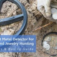 Best Coin And Jewelry Metal Detector