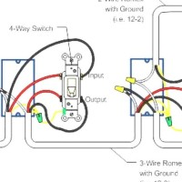 Leviton 4 Way Toggle Switch Wiring Diagram