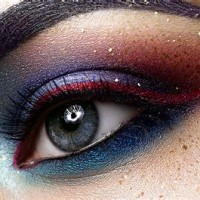 Top Eye Makeup